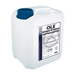 OLE mydło w płynie antybakteryjne 5 L