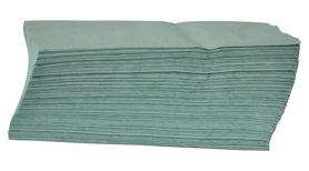 Ręczniki Składane ZZ zielone