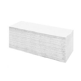 Ręczniki Składane ZZ białe