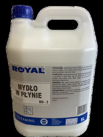 Mydło w płynie antybakteryjne ROYAL (1)