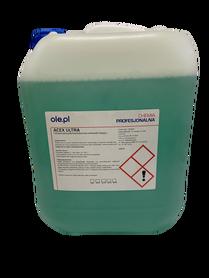 ACEX ultra 10 kg Uniwersalny, płynny, kwasowy preparat myjący