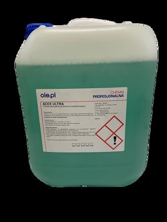 ACEX ultra 10 kg Uniwersalny, płynny, kwasowy preparat myjący  (1)